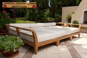 Outdoor Sofa Jepara