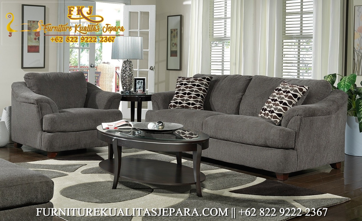 Model Sofa Tamu Minimalis Terbaru Furniture Mewah