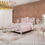 Furniture Kamar Set Mewah Minimalis Modern Model Klasik